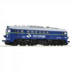 H0 motorová lokomotiva ST 44 PKP ep.VI