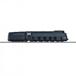 H0 kapotovaná parní lokomotiva BR 05 DR ep.II