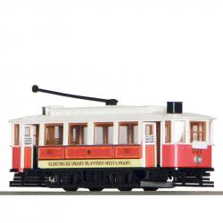 H0 tramvaj Ringhoffer čtyřokenní ep.III