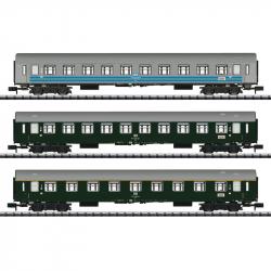 N set tří rychlíkových vozů -Balt-Orient-Express- DR ep.IV