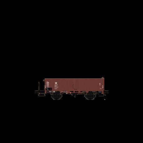 H0 otevřený nákladní vůz Omu DR ep.IV
