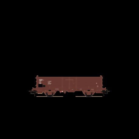 H0 otevřený nákladní vůz EL DR ep.IV