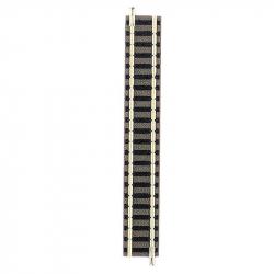 N kolej rovná s podložím 111mm