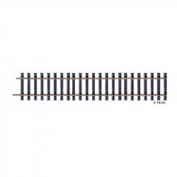 H0 - kolej flexi s ocelovými pražci 470 mm  (pouze osobní odběr)