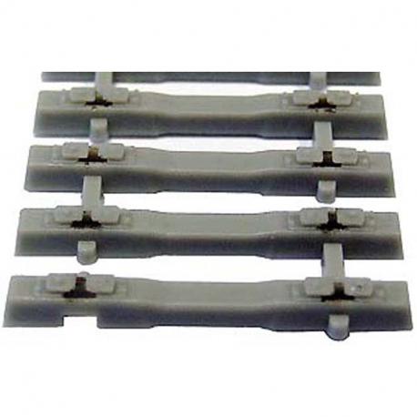 TT stavebnice  -pražcové pole betonové- flexi 125mm