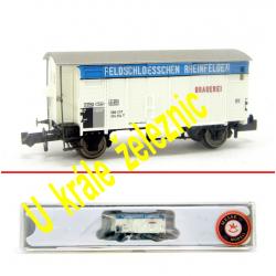 N zavřený nákladní vůz K2 -Feldschlösschen- SBB ep.III