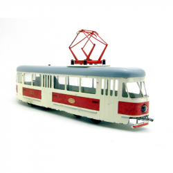0 historická tramvaj IKARIA Brno