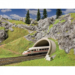 H0 tunelový portál ICE