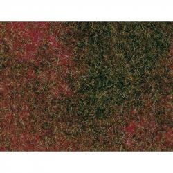 Koberce k tvorbě krajiny -vřesoviště-  35 x 50 cm
