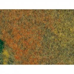 Koberce k tvorbě krajiny -letní louka-  35 x 50 cm