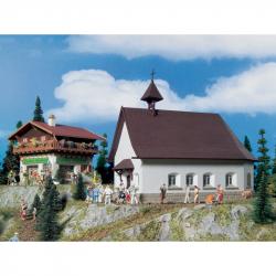 H0 horský kostelíček