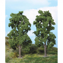 Stromy -kaštan- 2 kusy 20cm