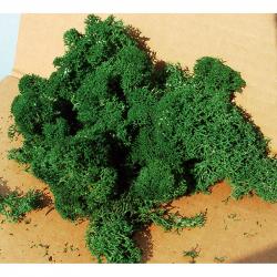Islandský mech - tmavě zelený 250g