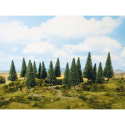 H0,TT strom -jedle-