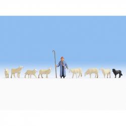 N pasáček ovcí 9 figurek