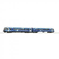 H0 motorová jednotka  BR 628.4 DB AG ep.VI