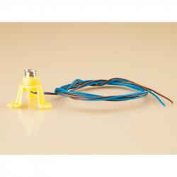 Objímka pro žárovky E 5,5 s kabelem