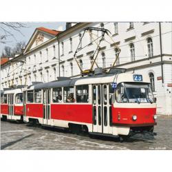 "H0  tramvaj ČKD Tatra T3SUCS ""DP Praha"" ep.VI"