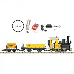 G starovací set stavebního vlaku