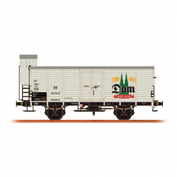 H0 pivní vagon G10  -Dom Kölsch- DB ep.III