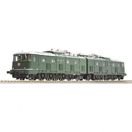 H0 elektrická lokomotiva  Ae 8/14 11851 SBB ep.IV digi+zvuk