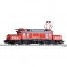 TT elektrická lokomotiva 1020 018-6 -Museumslok IG Tauernbahn- ep.VI