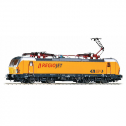 H0 elektrická lokomotiva Vectron 193 RegioJet CZ ep.VI