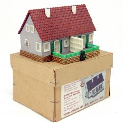 TT sestavený model -dům s terasou-