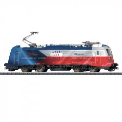 H0 elektrická lokomotiva  řady 380 -Škoda Typ 109 E- ČD ep.VI digi+zvuk
