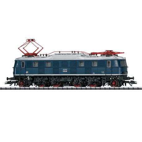 H0 elektrická lokomotiva E18 DB ep.III zvuk
