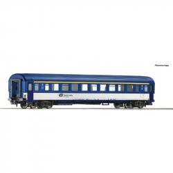 H0 rychlíkový vůz Amz -Eurocity- ČD 1.tř. ep.VI