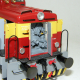 0 motorová lokomotiva -Rosnička- červená