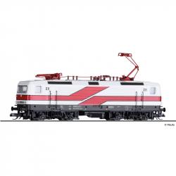 TT elektrická lokomotiva  243 822-4  Erfurter Bahnservice GmbH ep.VI