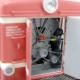 0 motorová lokomotiva -Rosnička- průmyslová DDR