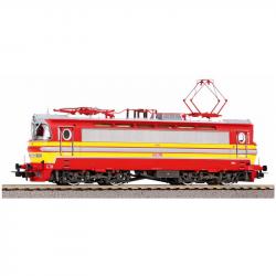H0 elektrická lokomotiva S499 -Laminátka- ČSD ep.IV digi+zvuk