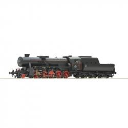 H0 parní lokomotiva Rh 52 ÖBB ep.III-IV