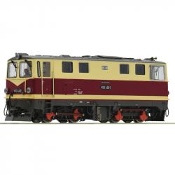 H0e motorová lokomotiva V60 K DR ep.III-IV digi+zvuk