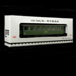 H0 - osobní vůz systém -Rybák- 977-1
