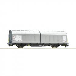 H0 nákladní vůz s posuvnými stěnami Hbbillns ČD Cargo ep.VI