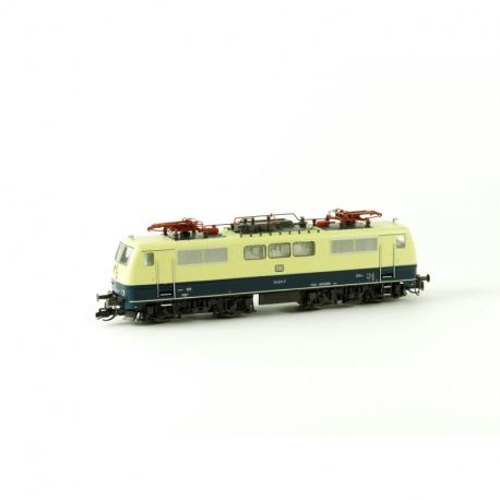 TT - elektrická lokomotiva řady 111 DB ep.IV