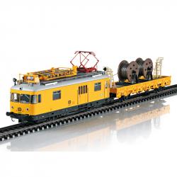 H0 - elektrická servisní jednotka řady 701