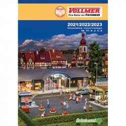 Katalog Vollmer 2021/2022/2023 v němčině