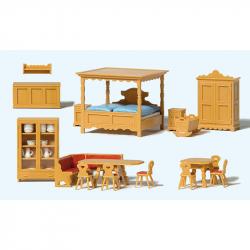 H0 - venkovský nábytek
