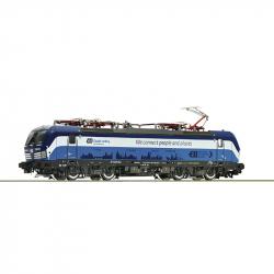 H0 - elektrická lokomotiva řady 193 -Vectron- ČD ep.VI digi+zvuk