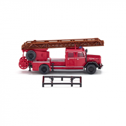 H0 - Drehleiter DL 25h (Magirus) -hasiči-