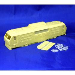H0 karosérie lokomotivy ES 499.0 ( např.řady 350)