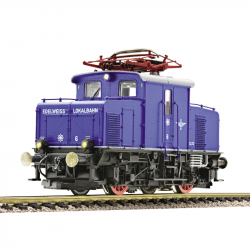 H0 - elektrická lokomotiva  -Zubačka- Edelweiß ep.III digi+zvuk