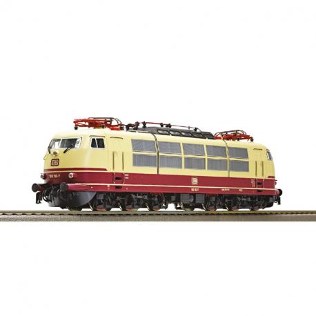 H0 - elektrická lokomotiva 103 113 DB ep.IV digi+zvuk