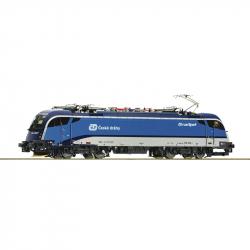 H0 - elektrická lokomotiva Rh 1216 ČD ep.VI digi+zvuk