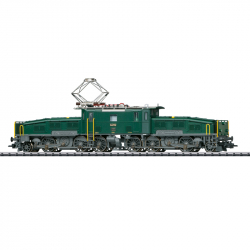 H0 - elektrická lokomotiva Ce 6/8II -krokodíl- ep.IV